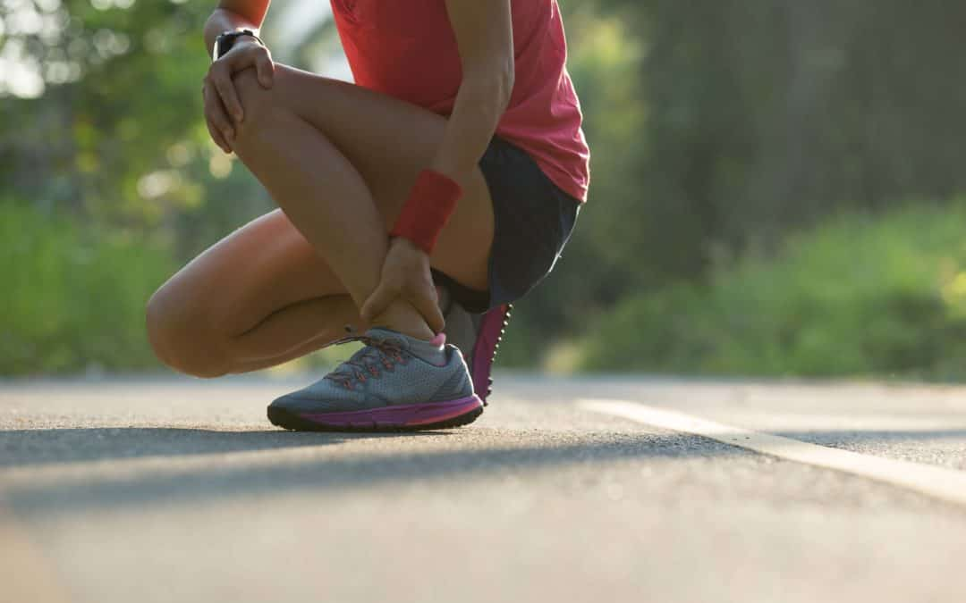What to do after an ankle sprain? Call the P.OL.I.C.E